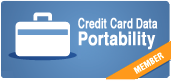 Credit Card Data Portability Badge